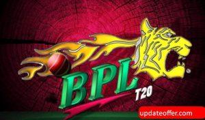 BPL Schedule 2016