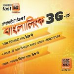 BL 1GB 87TK Internet Offer,Activated Code