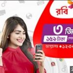 Robi 3GB Offer,Robi 159Tk Internet Offer