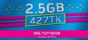 GP 2.5GB 427TK Offer