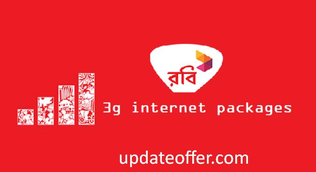 Robi Internet Package