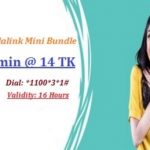 Banglalink 40 Minute 14Tk Offer