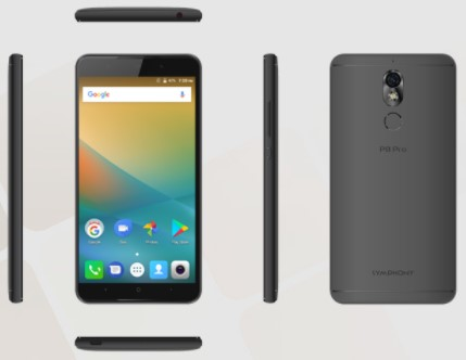 Symphony P8 Pro Price, Feature and Specifications