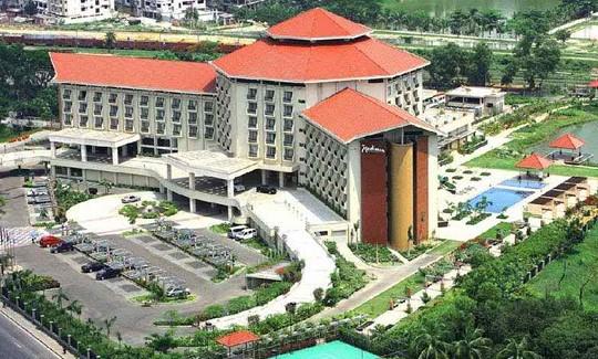 Dhaka Top Hotel List